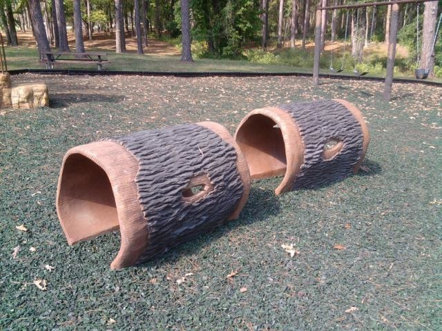 Two Hollow Log Crawls - slideshow version