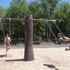 Tree Trunk Swing - thumbnail