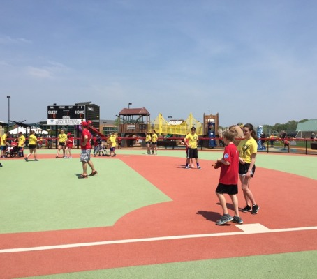 clubhouse miracle league Upper St. Clair PA