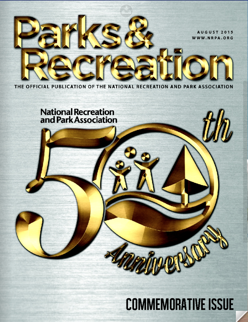Parks & Recreation magazine Cre8Play
