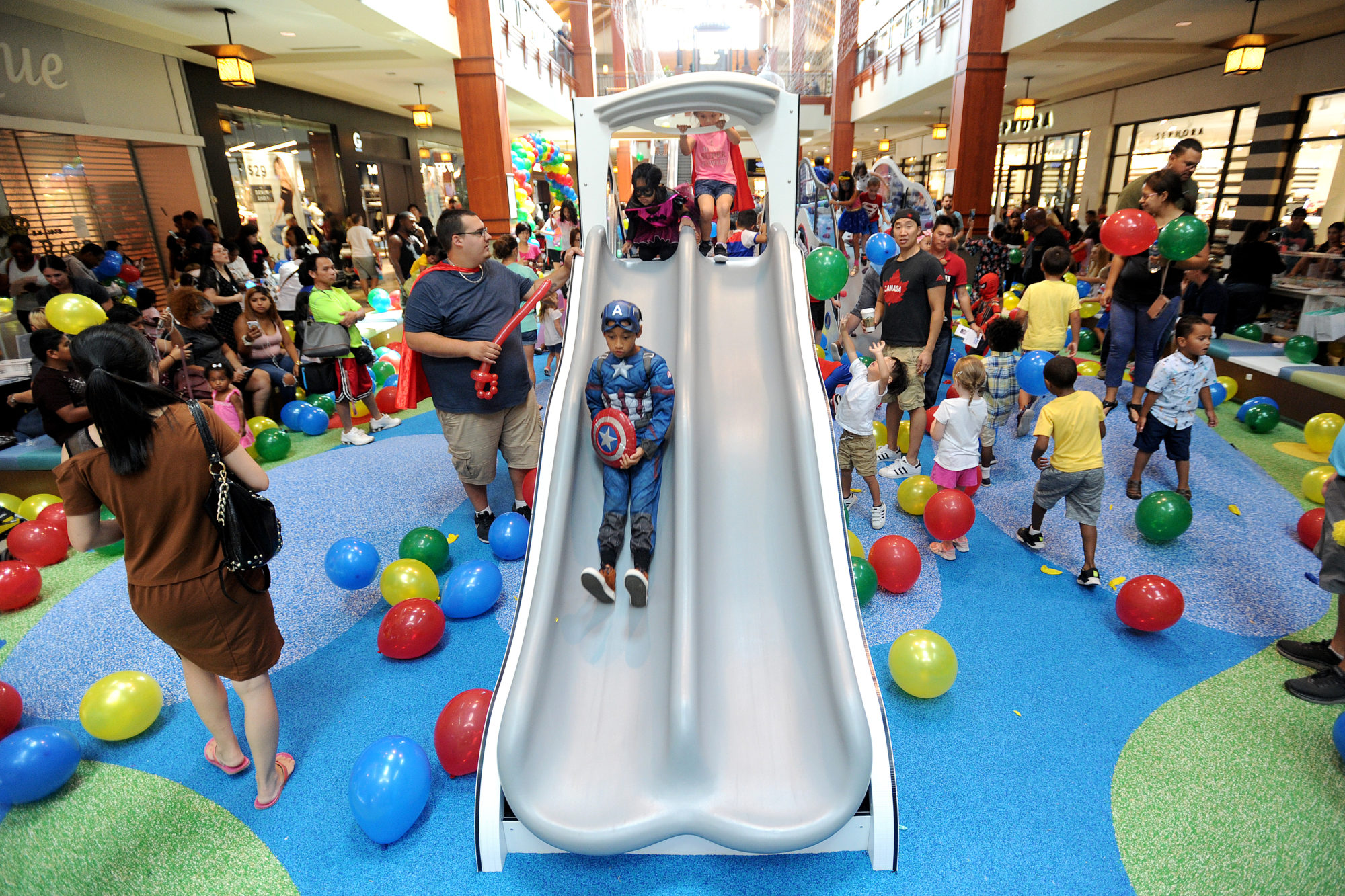 Mall of Georgia Play Area