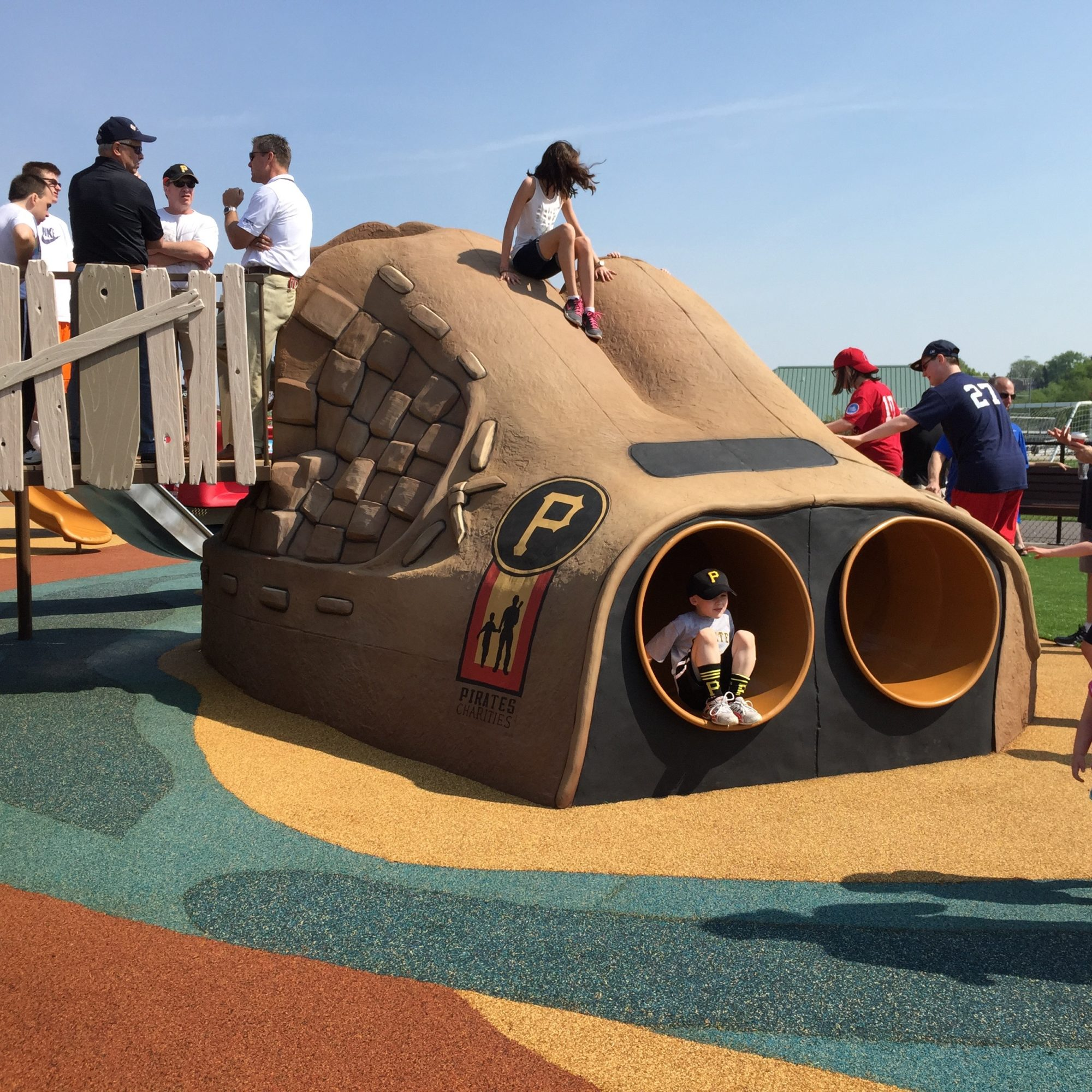 Casey's Miracle League Playground
